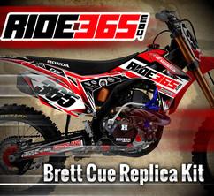 Brett Cue Replica