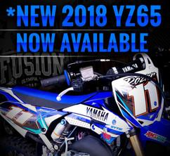 New 2018 YZ65