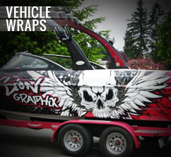 Fusion Graphix Motocross Graphics Vehicle Wraps