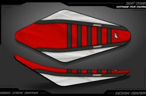 Ribbed Stripe Gripper: <span>Honda</span>