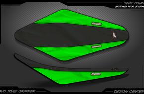 Two Tone Gripper: <span>Kawasaki</span>