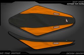 Two Tone Gripper: <span>KTM</span>