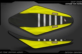Two Tone Gripper With Ribs: <span>Suzuki</span>