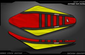 Ribbed Stripe Gripper: <span>Cobra</span>
