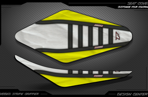 Ribbed Stripe Gripper: <span>Suzuki</span>
