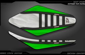 Ribbed Stripe Gripper: <span>Kawasaki</span>