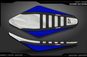 Ribbed Stripe Gripper: <span>Yamaha</span>