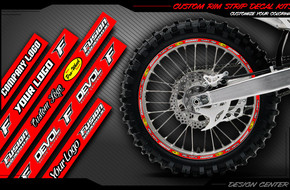 Rim Strip Decal Kits
