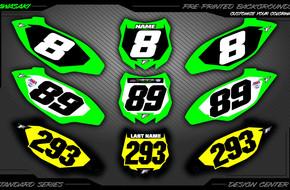 Standard Series: <span>Kawasaki</span>