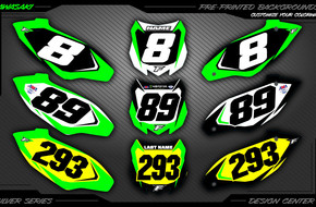 Silver Series: <span>Kawasaki</span>
