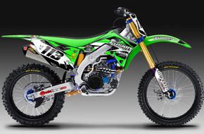 Atomic Series: <span>Kawasaki</span>
