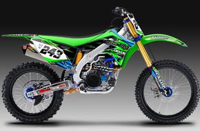 Lithium Series: <span>Kawasaki</span>