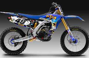 2013 Team TiLube/NFAB: <span>Yamaha</span>
