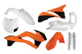 Acerbis - Complete Plastic Kits: <span>KTM</span>