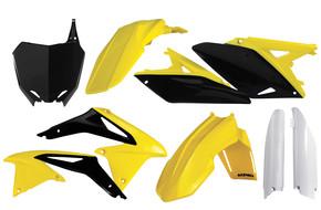 Acerbis - Complete Plastic Kits: <span>Suzuki</span>