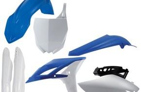 Acerbis - Complete Plastic Kits: <span>Yamaha</span>