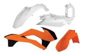 Acerbis - Basic Plastic Kits: <span>KTM</span>