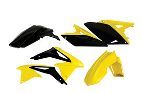 Acerbis - Basic Plastic Kits: <span>Suzuki</span>