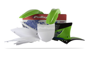 Polisport Plastic Kits: <span>Kawasaki</span>