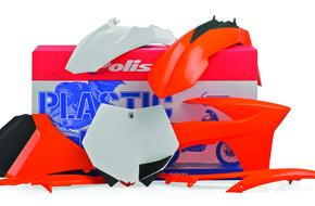 Polisport Plastic Kits: <span>KTM</span>
