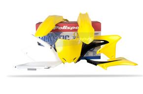 Polisport Plastic Kits: <span>Suzuki</span>