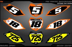 Standard Series: <span>KTM</span>