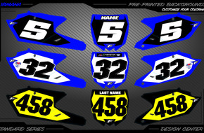 Standard Series: <span>Yamaha</span>