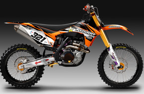 Atomic Series: <span>Husqvarna</span>