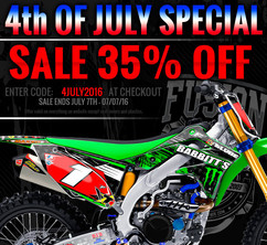 4th OF JULY SPECIAL