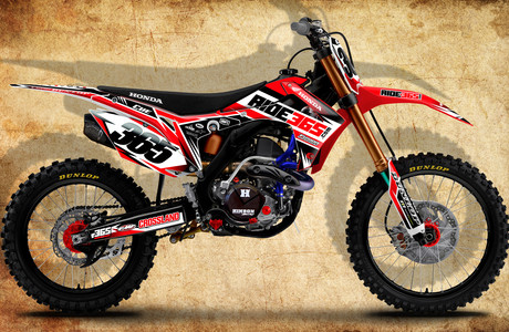 FUSION GRAPHIX : Motocross Graphics, Vehicle Wraps, Signage