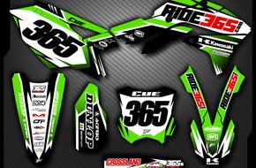 2016 RIDE365 - BRETT CUE REPLICA: <span>Kawasaki</span>