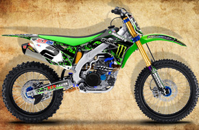 2016 Babbitts Kawasaki CAMO: <span>Kawasaki</span>