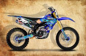 2016 Team BPR CAMO EDITION - Barn Pros Racing Supercross Team: <span>Yamaha</span>